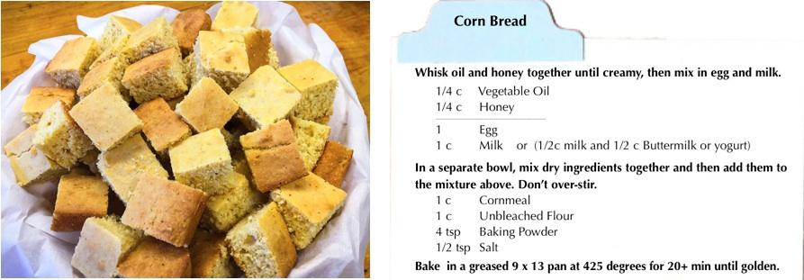 2-Corn Bread
