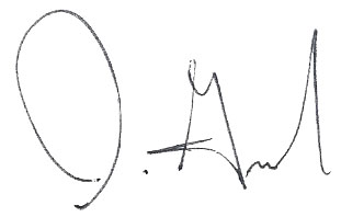 Jeff Groh Signature
