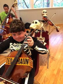 Parent/Student Beginning Strings Orientation @ The New School Montessori